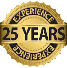 25 Years of Sign Experience