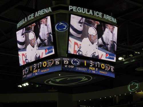Hockey LED Scoreboard