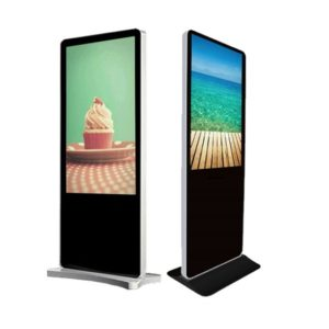 Movie Theater Stand LED Displays