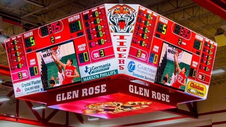 Sports LED Scoreboard