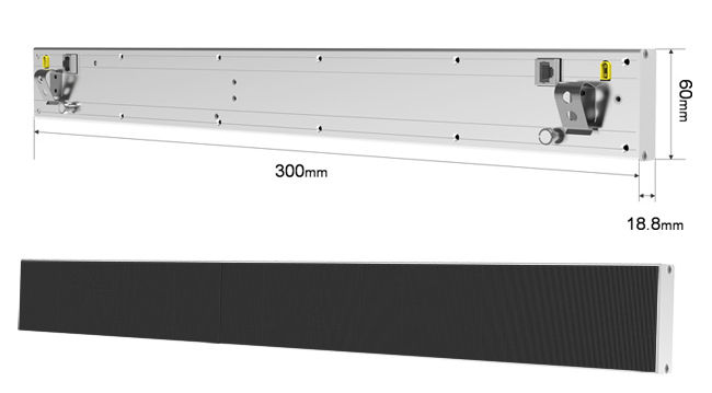 Shelf LED Display 2-1