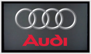 Audi Dealer LED User