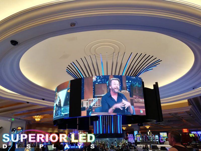 Flexible LED SCREENS