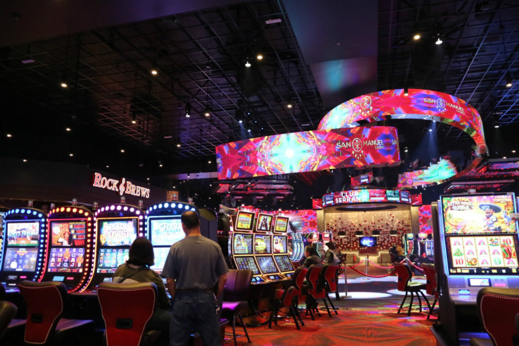 Casino LED Displays
