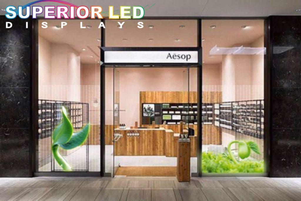 Adhesive LED Panels